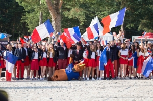 TEAM FRANCE CHAMPIONNAT D'EUROPE 2018 FONTAINEBLEAU